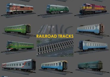 Free 3D Models Train from Vargov3D