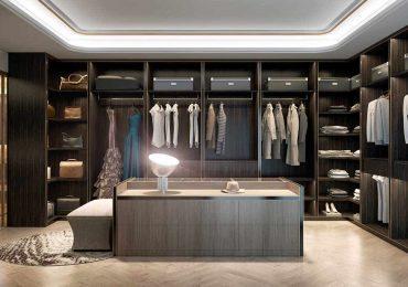 Free 3d Scene-Walk In Closet from Bao Doan