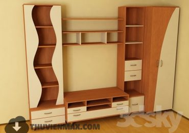 3D models Child Wardrobe 44 free download