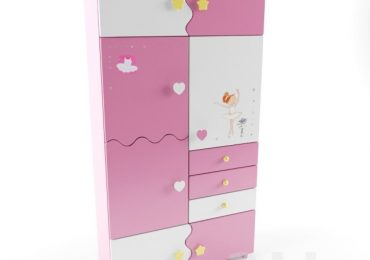 3D models Child Wardrobe 54 free download