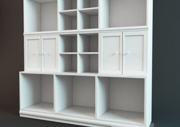 3D models Child Wardrobe 60 free download