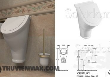 3D models Toilet and Bidet 7 free download