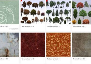 9 FREE Textures Collections from Evermotion