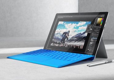 Free 3D Model – Microsoft Surface Pro 4 from Vizpeople Blog