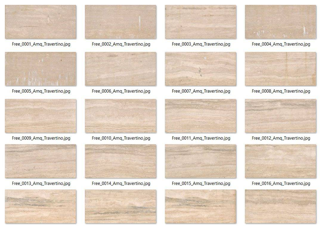 Free Travertine Marble Textures From 3dcollective