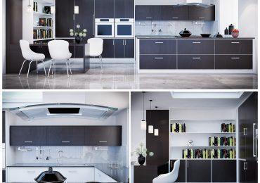 3d Kitchen model 11 free download