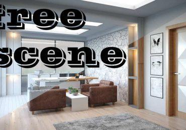 Office Free 3d Scene from Hüseyin Yattıkalkmaz