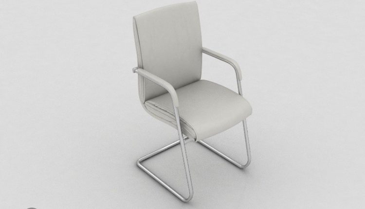 3D desks and chairs set 72 download
