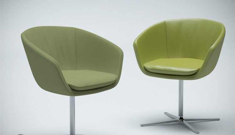 3D desks and chairs set 93 download