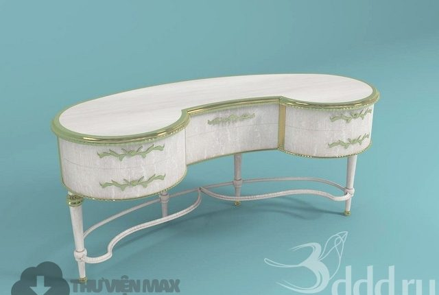 3d Dressing table model 64 free download