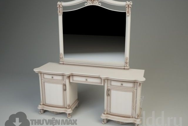 3d Dressing table model 72 free download