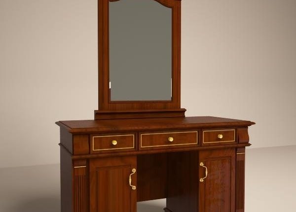 3d Dressing table model 87 free download