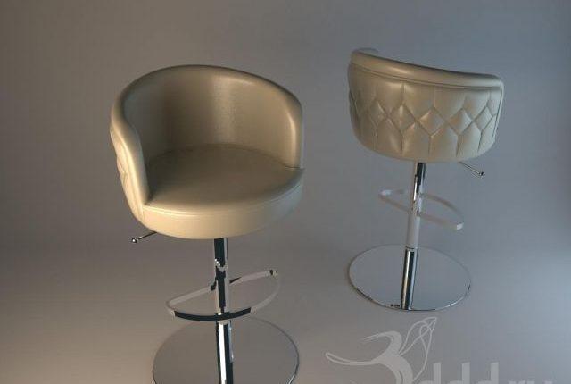 Fendi_Bar Chair