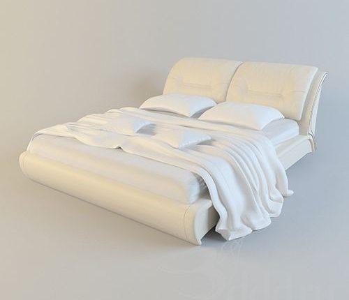 Free 3D Models 8 marta Bed