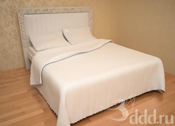 Free 3D Models Bed Classic BV2