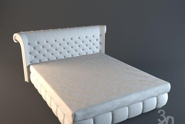Free 3D Models Bed classic k5