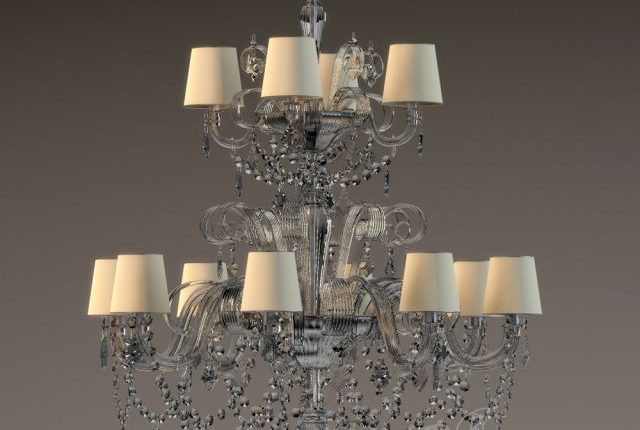 AVMazega seria Miami_Chandelier - 3Dzip ORG - 3D Model Free Download