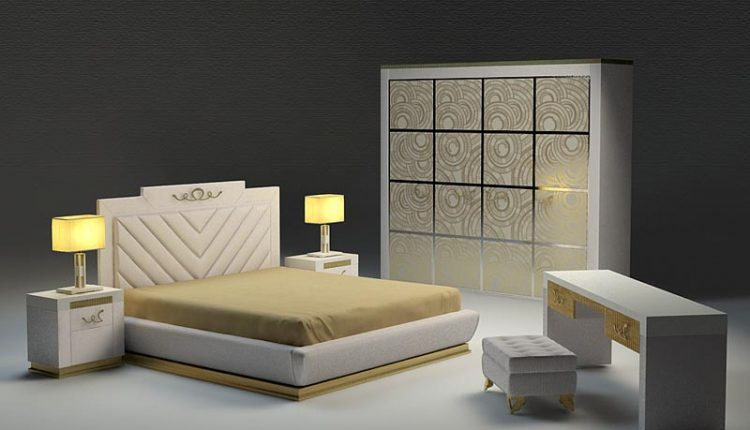 Bedroom Atlantique A35 Florence collections