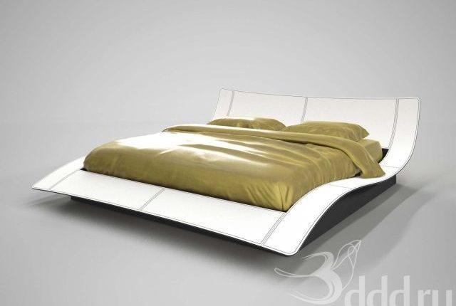 Free 3D Models Reflex BUTTERFLY Bed