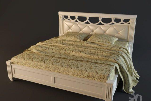Free 3D Models Shiko Bed