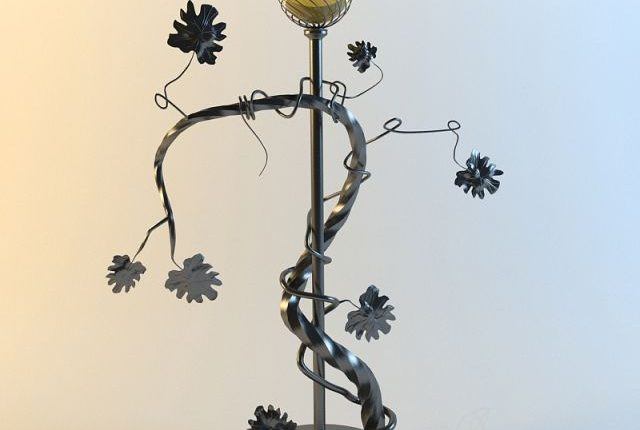 Garden_Lamp_Decor_Forged