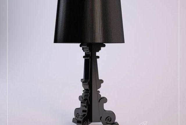 Kartell Bourgie Desk Lamp
