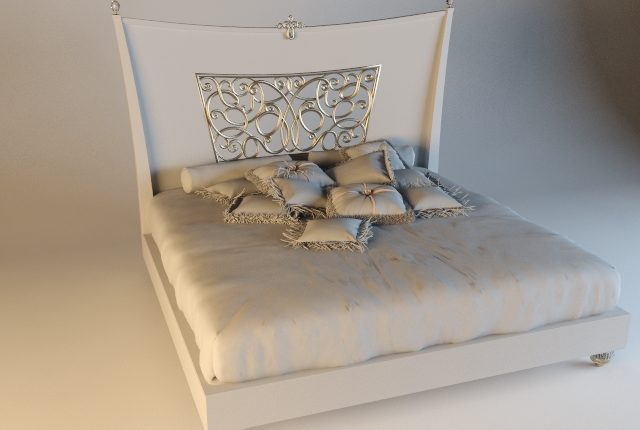 Lanpas_BLUE DIAMOND_2009E_Bed