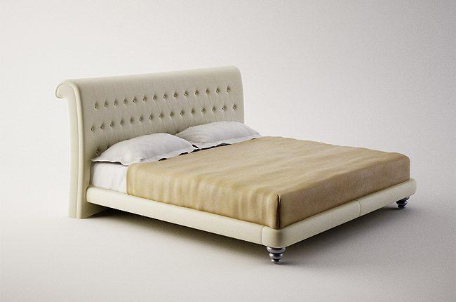 Nicole Salotti Royal Bed