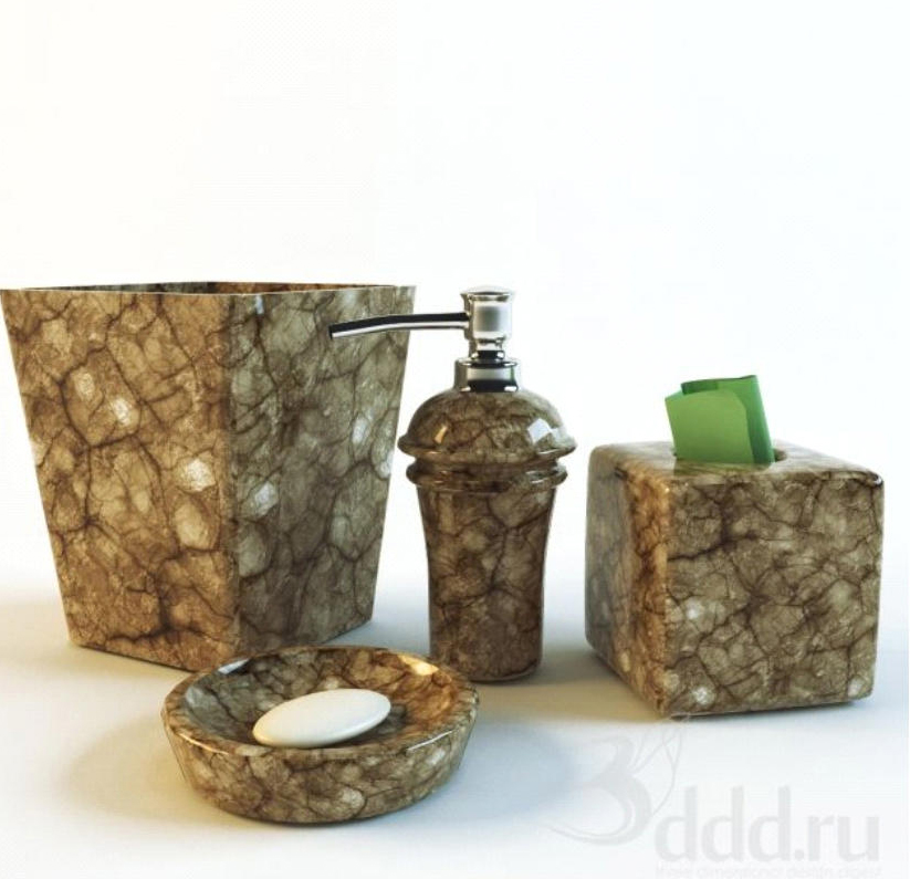 3dSkyHost: 3D Models Bathroom Accessories 16 Free Download