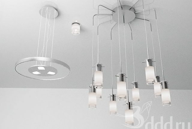 Chandelier_Lamps_Hi-Tech