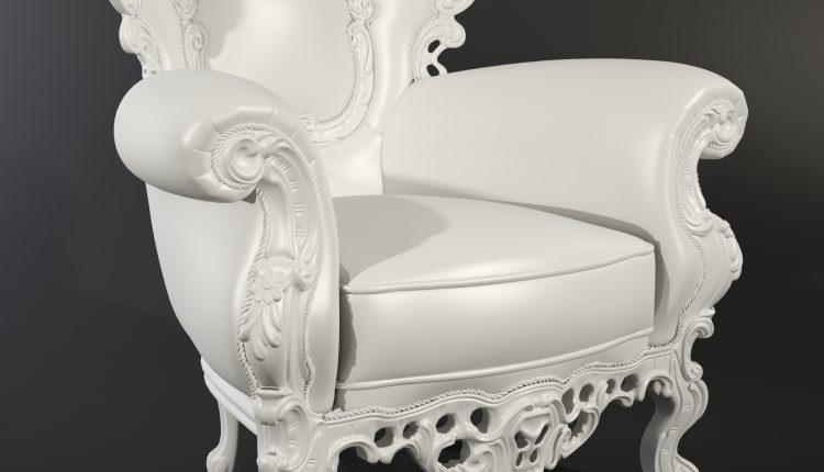51 armchair – ModeneseGastone