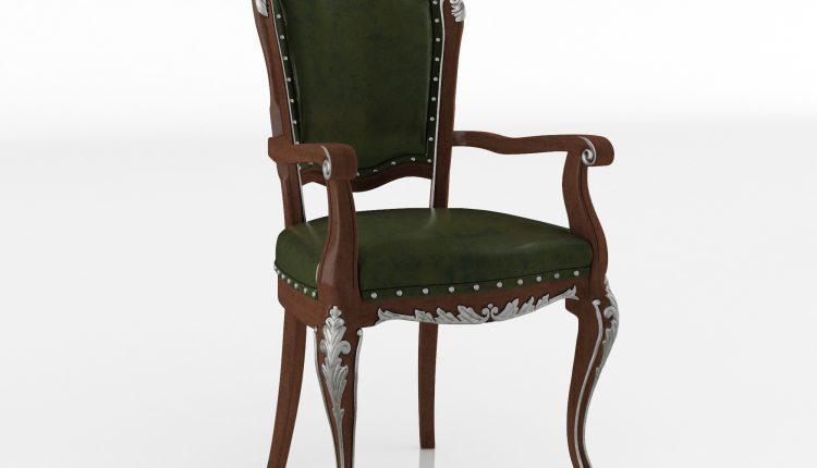 72 Chair with armrest – ModeneseGastone