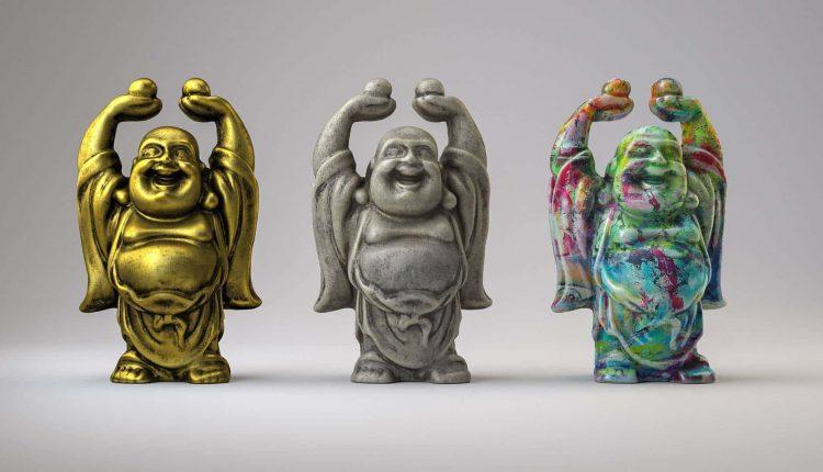 Buddha Sculpture1