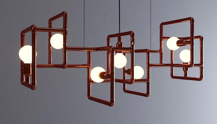 Ceiling Light Vertigo 2