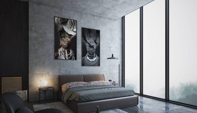 Free-3D-Interior-scene-Ksenia-Kushnerchuk