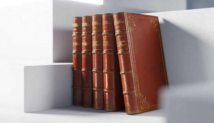 Free_Books_3d_Models