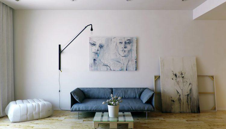free-oleg-3d-wood-white-interior-scene (5)