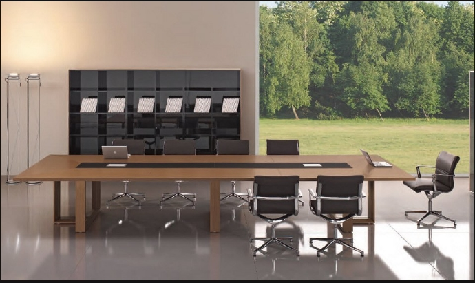 Conference Table Office 1