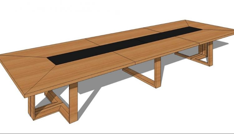 Conference Table Office 3