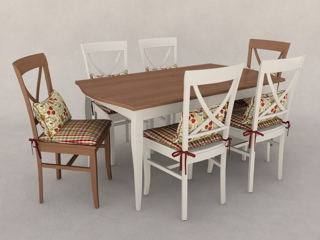 3D Dining Group Free Download