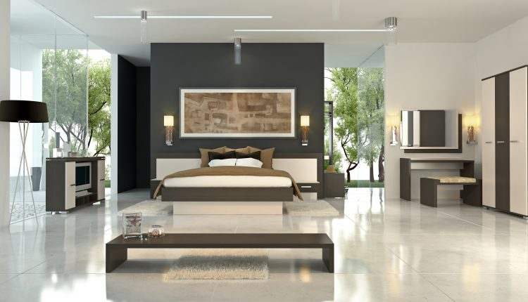 3D Interior Scenes File 3dsmax Model Bedroom 57 – 3