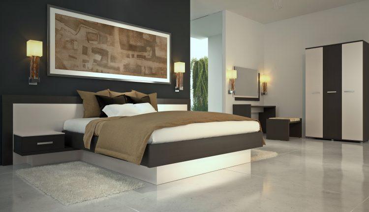 3D Interior Scenes File 3dsmax Model Bedroom 57 – 4