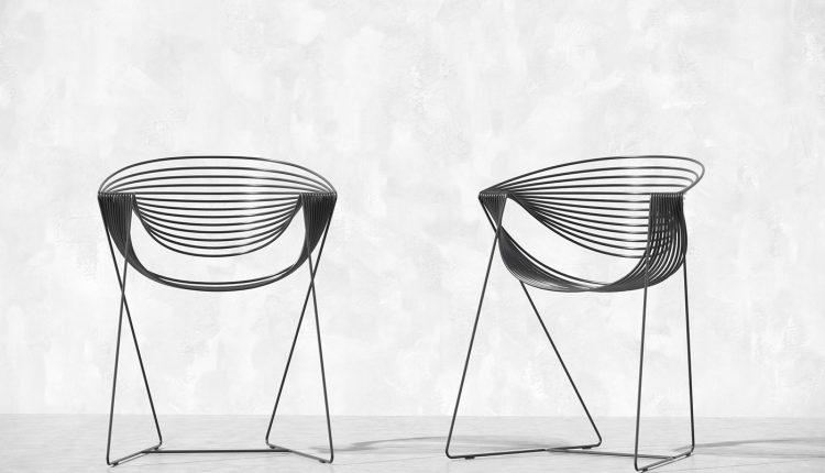3D Model Filoferru Outdoor Chair Free Dowload 3