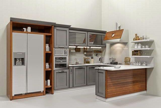3D Model Kitchen 129 Free Dowload