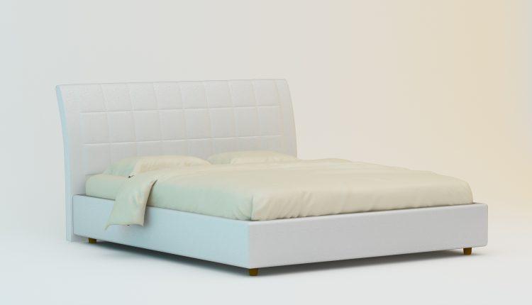 3D Bed Model 94 Free Download