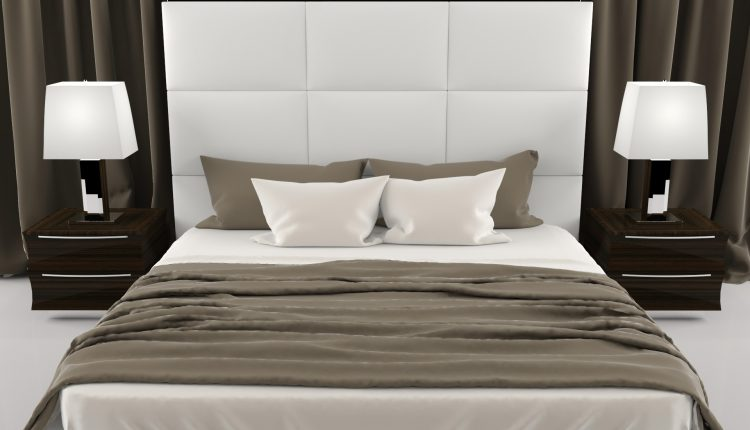 3D Bed Model 98 Free Download 1