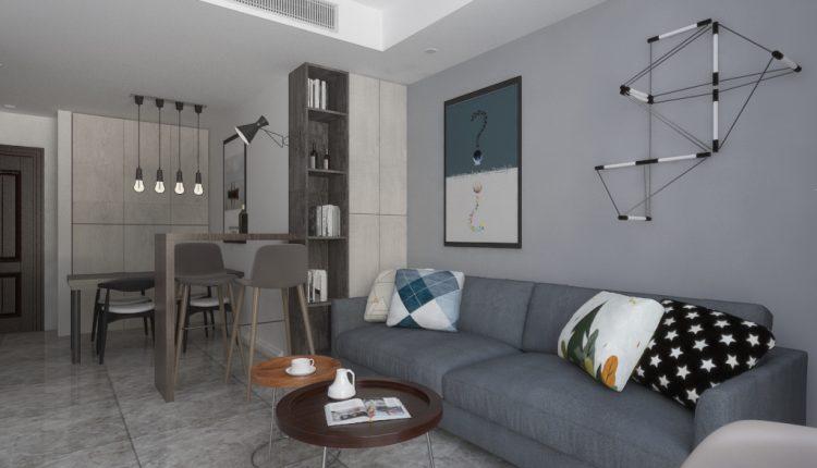 3D Interior Scenes File 3dsmax Model Living Room 231