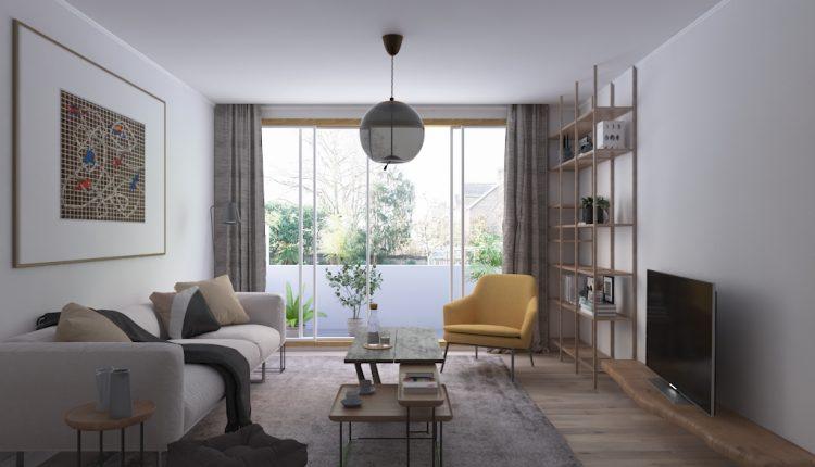 3D Interior Scenes File 3dsmax Model Living Room 233