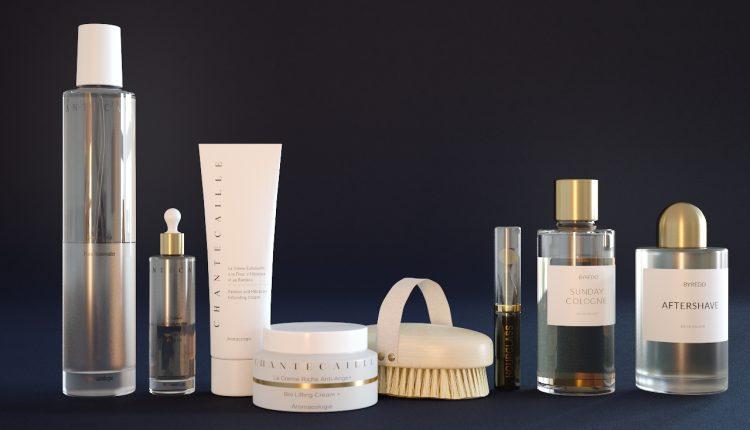 3D Model Beauty Salon 39 Free Download 1