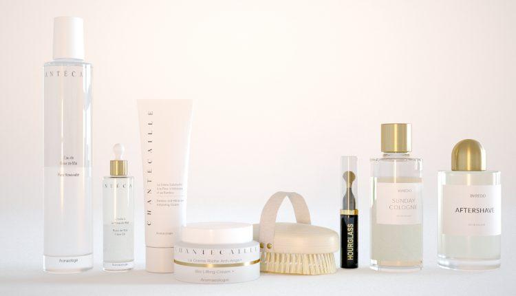 3D Model Beauty Salon 39 Free Download 2